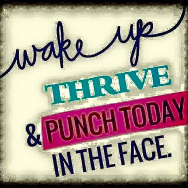 #thriveon #thrive Www.michelledonker.le-vel.com