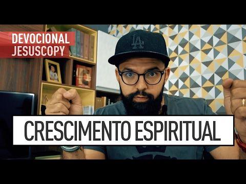 CRESCIMENTO ESPIRITUAL - Douglas Gonçalves - YouTube