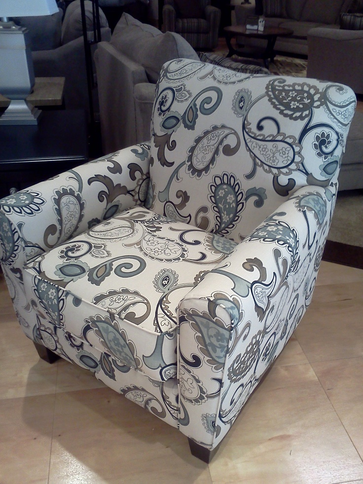 Love this chair.  Ashley Furniture Store.