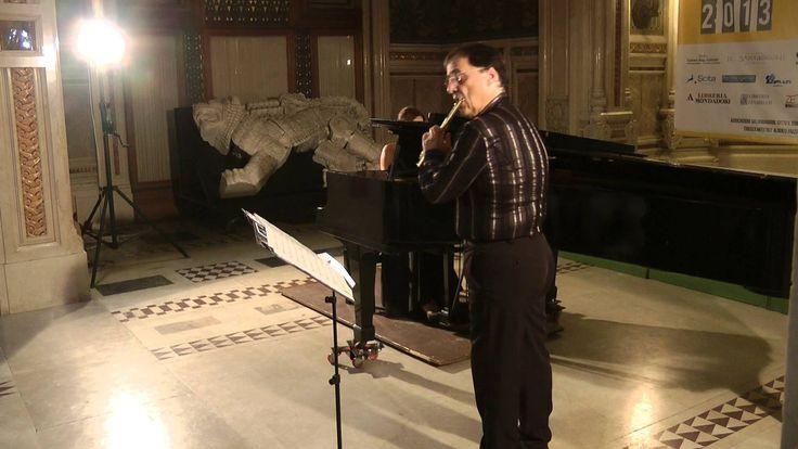 C.Franck - Sonata in A Major (Allegretto ben moderato e Allegro) Ferrari...