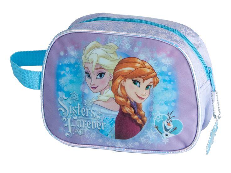 Super lækre Disney Frozen toilettaske frozen   til Kufferter til enhver anledning
