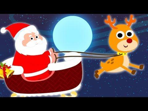 Christmas is coming | Nursery Rhymes | Kids songs | Children's songs | Christmas - YouTube