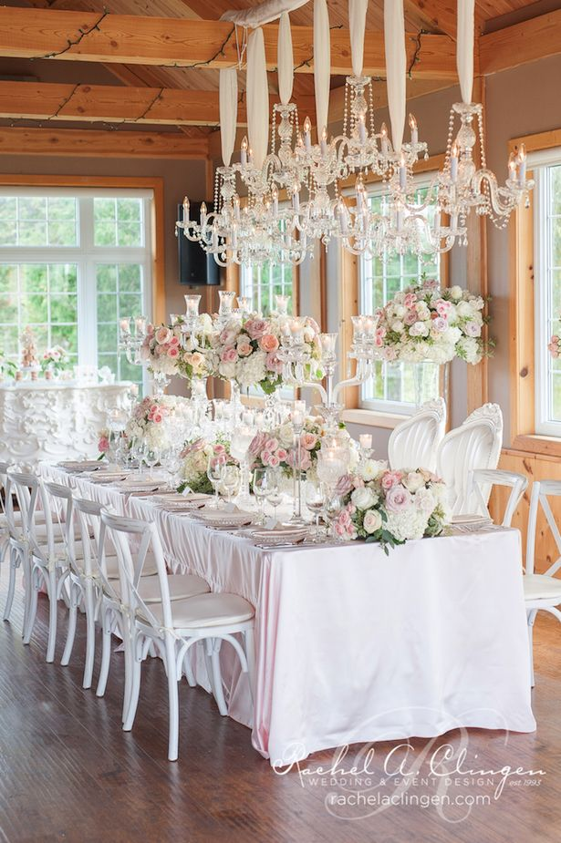 Wedding Tablescape -Picture:  Carly Mills Photography