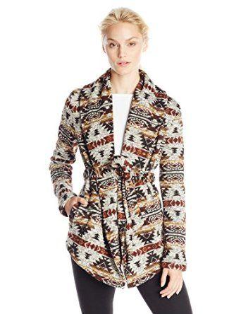 Jack by BB Dakota Women's Marsha Printed Fleece Jacket from $32.99 by Amazon BESTSELLERS