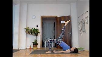 Szokj rá a jógára! (jóga otthon) 2. nap - YouTube