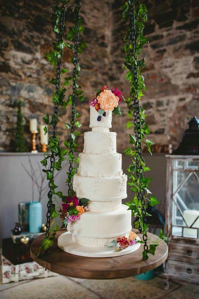 wedding ideas handmade best 25 suspended wedding cake ideas on 28207