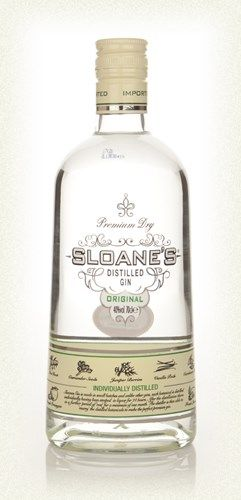 Sloanes Gin Distillery > Sloane's Dry Gin Sloane's Dry Gin (70cl, 40.0%)