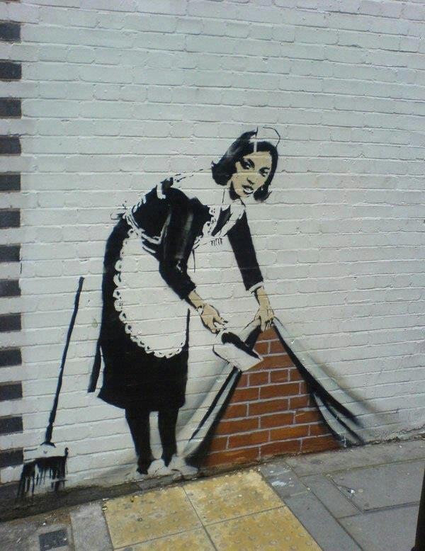 Urban Wall Art best 20+ banksy wall art ideas on pinterest | banksy artist, is
