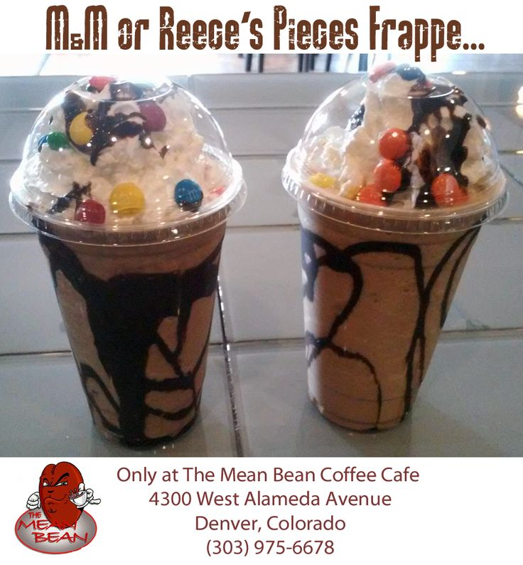 Take a COOL delicious break from the Summer heat with our yummy selection of frappuccino drinks! (303) 997-9958