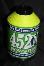 Hunting- Flo Yellow 1/8lb BCY 452X Bowstring Material Bow String Making ** Be sure to check out this awesome product.