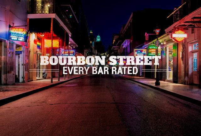 New Orleans | Bourbon Street Bars