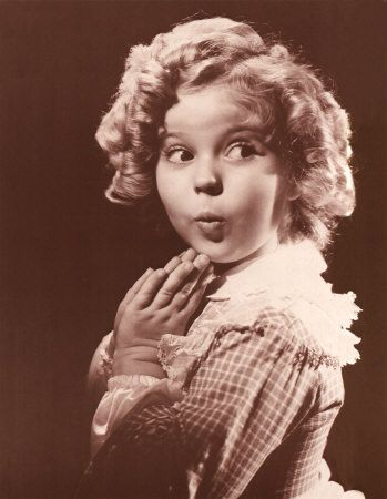 shirley temple | as 4 anos ja era uma diva shirley temple e