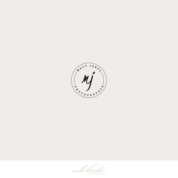 Badge Logo Design Premade Logo Design for by mlekoshi on Etsy