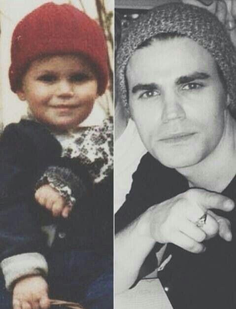 He was sooo cute when ...