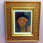 Amedeo Modigliani – Rosa Porporina (testa femminile)