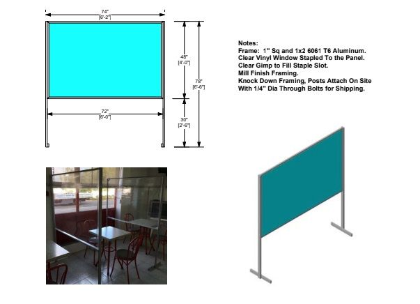 Freestanding Dividers For Restaurants Welcome To The New Normal In 2020 Window Vinyl Outdoor Seating Areas Function Tables