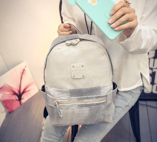 Ladsoul New Women Backpack Casual Student Backpack Good Quality Ladies Backpacks Women Travel Rucksack Travel Backpacks Hl7792/g