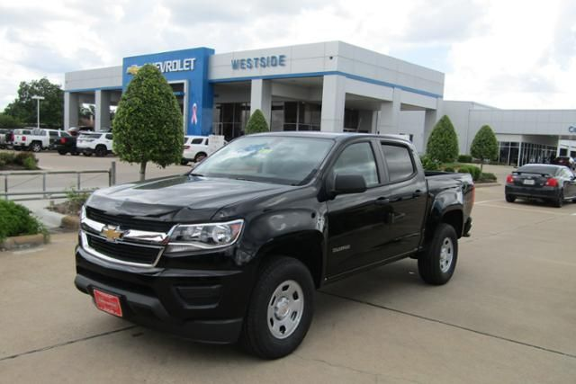 2019 Chevy New Colorado Crew Cab Short Box 2 Wheel Drive Wt More