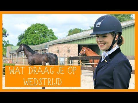 Wedstrijd ruiter outfit | PaardenpraatTV - YouTube