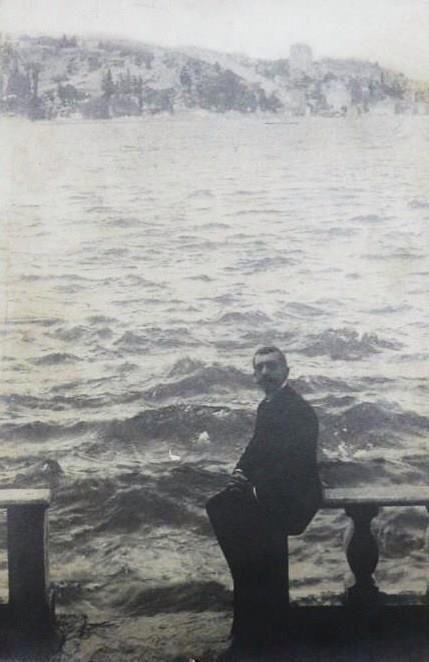 Pierre Lotti (1910s) #istanbul #istanlook