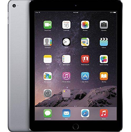 "From 244.99 Apple Ipad Air 2 Space Grey 32gb (wifi 9.7"" Retina Display Mnv22fd/a)"