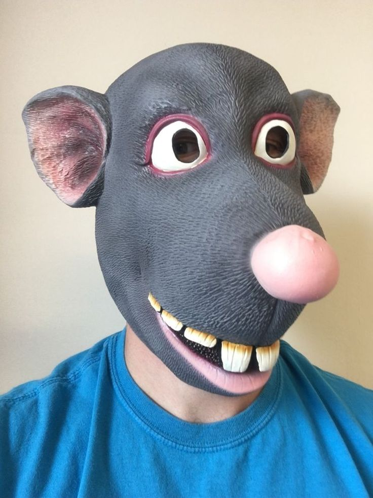 Rat Mask Mouse Roland Latex Fancy Dress Halloween Costume Masks Ratatouille. FOR SALE HERE IS A HIGH QUALITY COMEDY GREY RAT / MOUSE MASK. Iron Man Mask Light Up Eyes Avengers Movie Superhero Fancy Dress Party. | eBay!