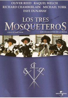 Los Tres Mosqueteros: Los Diamantes De La Reina (1973)