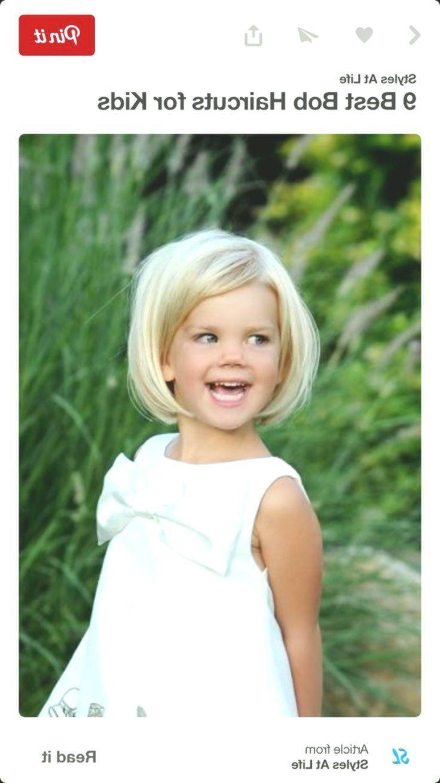 Moderne Kinder Bob Frisur Fotografie - Frisur 12 - Hair - #Bob