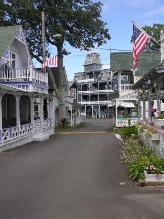Edgartown, MA (Martha's Vineyard), island off of Cape Cod