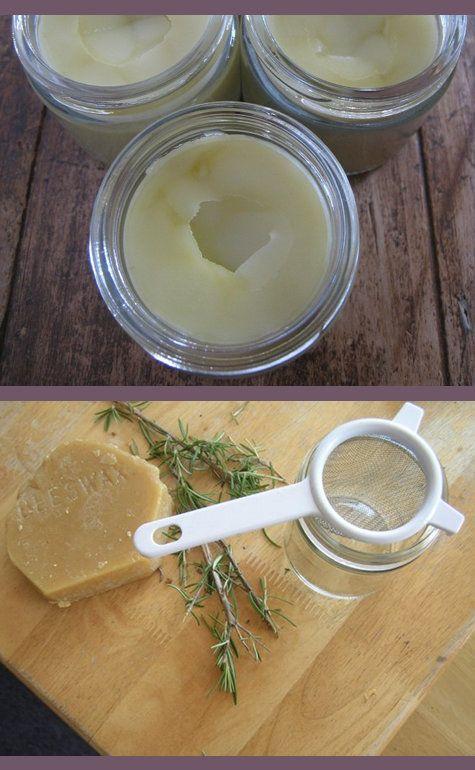 DIY Medicinal Salve Recipes - How to Make Homemade Medicinal Salves