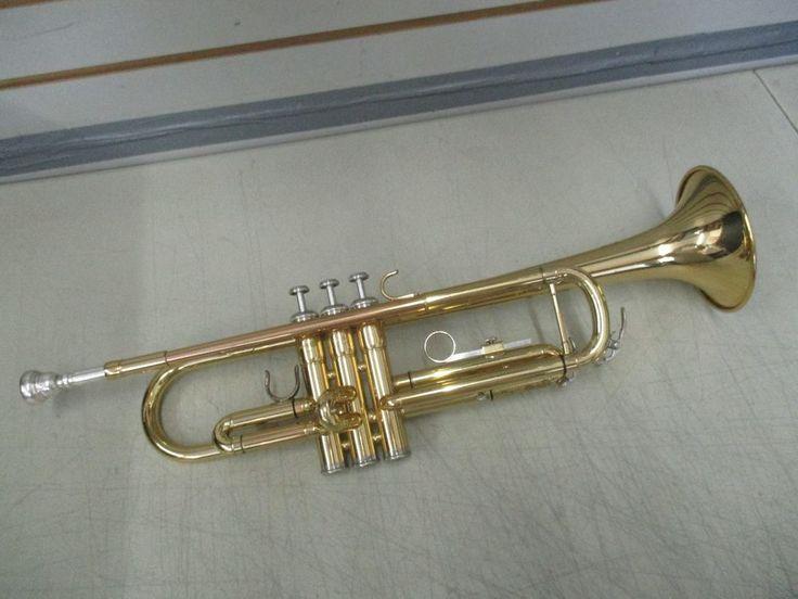 Yamaha Advantage YTR-200AD Trumpet With Case