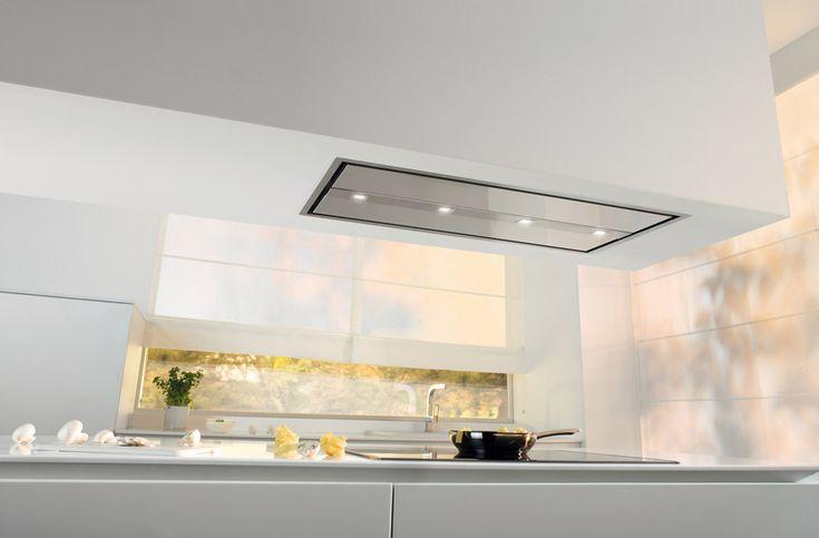 Les 17 meilleures id es de la cat gorie hotte plafond sur - Les hottes de cuisine ...