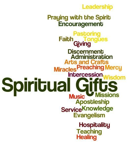 An overview of what spiritual gifts are and what spiritual Gifts are not…