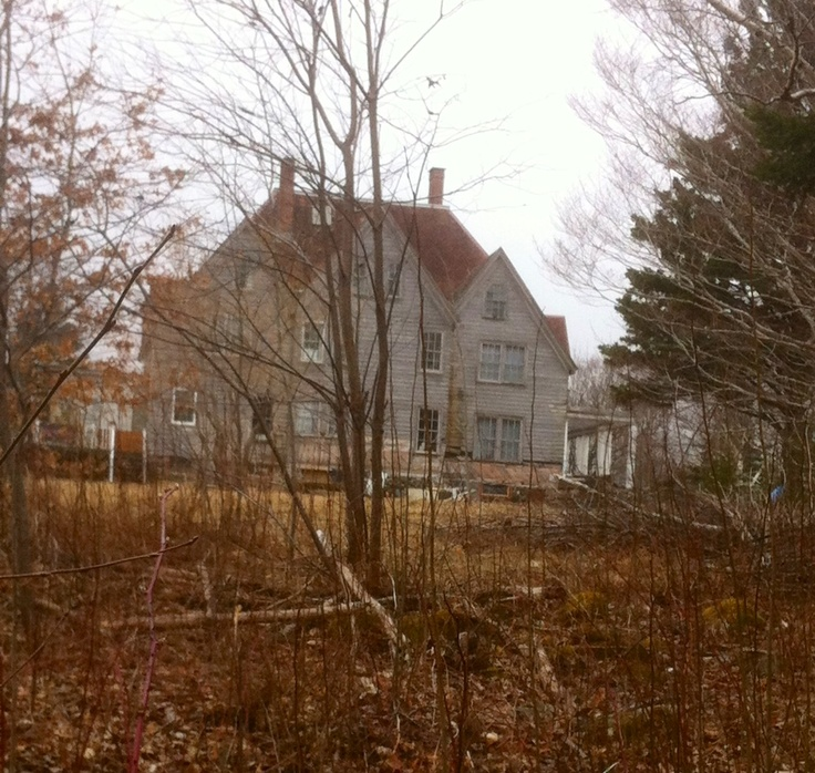 The House Of Roth, Clementsport, Nova Scotia, Canada