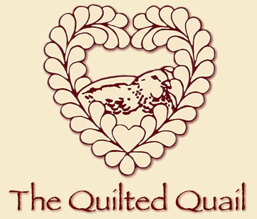 """The Quilted Quail 