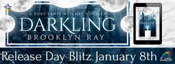 Darkling by Brooklyn Ray Release Blitz