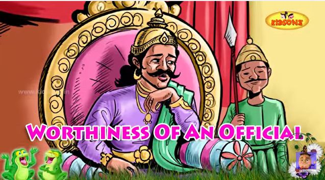 Worthiness of an Official || Animated Moral Stories in English