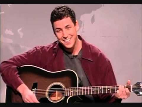 """Adam Sandler Performs An Updated Version Of """"The Chanukah Song"""" 