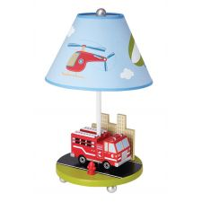 Fire Truck Room Accessories | Fireman Room Decor