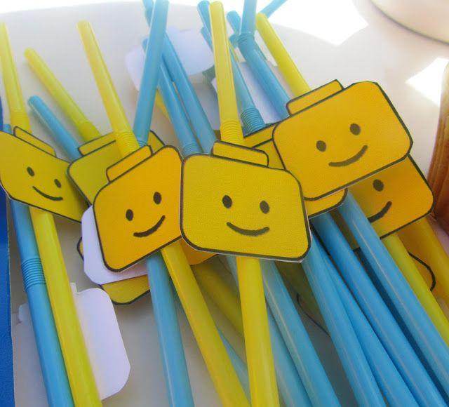 Postreadicción galletas decoradas, cupcakes y pops: Cumpleaños Lego de Daniel