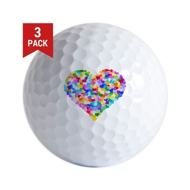 Make your mark on the game with custom golf balls. With a unique design or custom logo, they will stand out on the fairway. With three golf balls to a pack, you'll look like a pro even if your game's