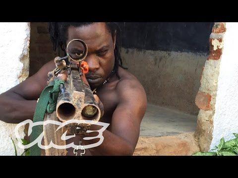The New Wave of Ultra-Violent Ugandan DIY Action Cinema: Wakaliwood - YouTube