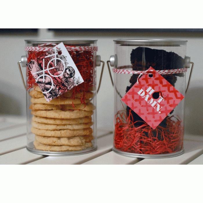 Valentine's Day Treat Labels Freebie