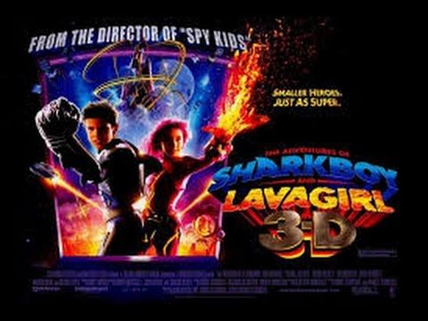 The Adventures of Sharkboy and Lavagirl 2005- Cayden Boyd, George Lopez,...