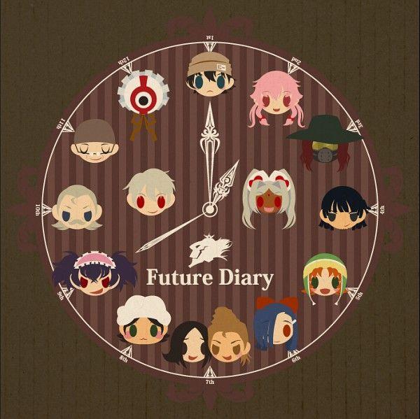 Mirai Nikki Future Diary