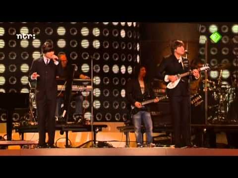 Nick en Simon - The Beatles - Hey Jude (Vrienden van Amstel Live ! 2011)