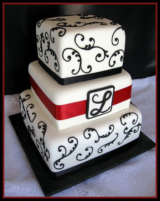 Letter Box Cake Giveaway