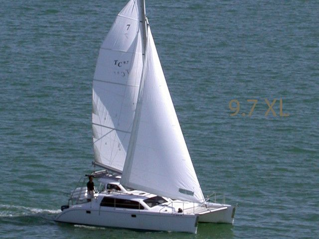 2016 New Tomcat Boats 970 S Catamaran Sailboat For Sale - $223,990 ...