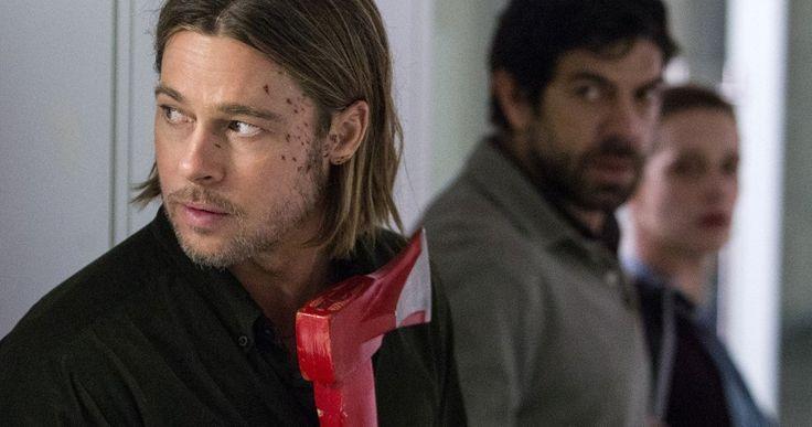 World War Z 2 Gets Delayed by Brad Pitt's Tarantino Movie