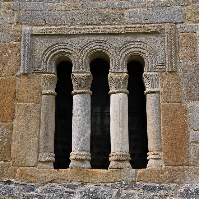 San Salvador de Valdediós  Astúrias
